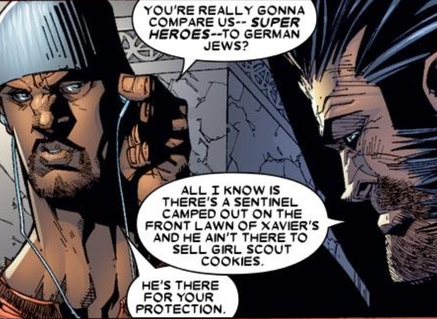 That's great, Logan, but tell me what that has to do with the SHRA again?